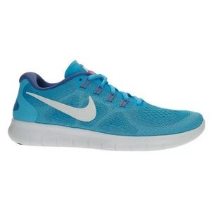NIKE WOMENS FREE RN 2017 ATHLETIC/RUNNING SHOES